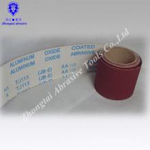 Rouleau de tissu de ponçage JB-5 pour une utilisation manuelle