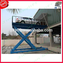 Car Service Hydraulic Scissor Lifts