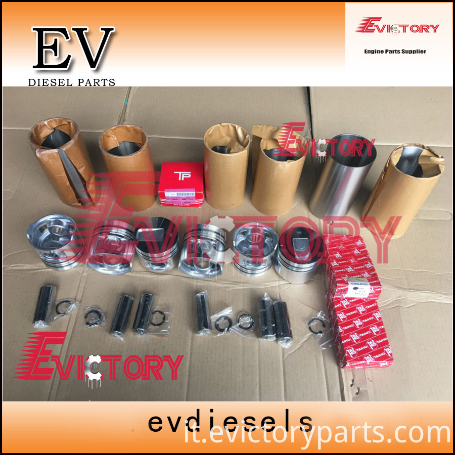 S6S engine rebuild kit