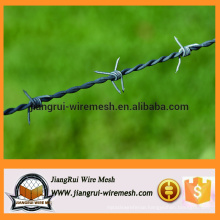 (Anping factory)Low price hot-dipped galvanized barbed wire/ razor barbed wire