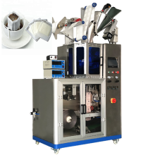 Автоматическая машина для упаковки капельного кофе
