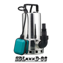(SDL400D-36) New Design Best Quality Stainless Steel Dirty Water Submersible Pump with Float Switch
