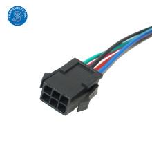sm 6 pin stecker 2,5 mm pitch kabelbaum von yantai shanyou elektrische co., ltd