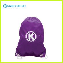 Promotional Factory Price Logo Printed Custom Drawstring Backpack RGB-012