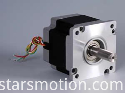 Step Servo Motors