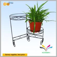 Black wire basket for plant outdoor indoor garden Plant Suppliers Wire Basket