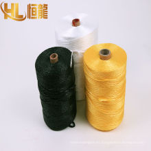 guita de embalaje blanco amarillo y crudo