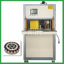 Automatic fan motor armature welding machine