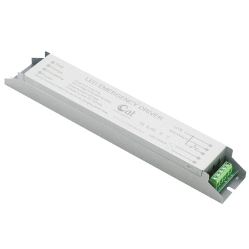 Kit de emergência de tubo LED industrial