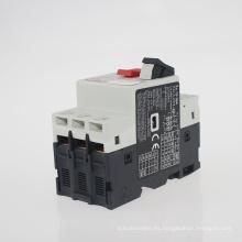 Dzs12-20m32 aire miniatura eléctrico 3 fase interruptor de protección del motor
