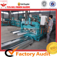 High-end Steel Floor Deck Forming Machine Untuk Bangunan Logam