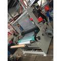 Machine de soufflage de film plastique pour 3 couches