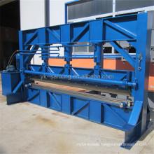 Flat Sheet Arc Bending Machine