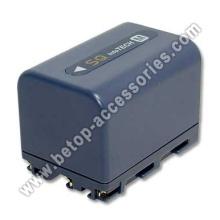 Batería de la cámara Sony NP-FM70(QM71)