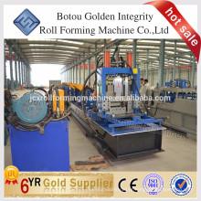 Máquina de formação de rolo cz purlin