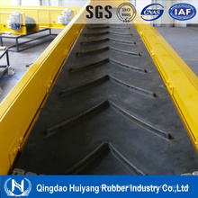 ISO9001 Chevron Pattern Conveyor Belt