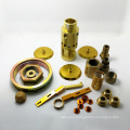 OEM service custom brass aluminum cnc machining parts