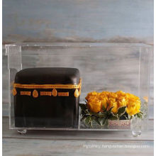 Modern Square Shaped Clear Acrylic Food Covers