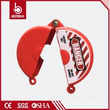 ABS GATE VENTIL LOCKOUT BD-F13 für die Ventilstange Durchmesser 12.7cm- 16.5cm Ventil, Brady Ventilsperre