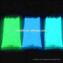 leuchten in dunklem Pigment, photolumineszentem Pigment für Harz