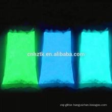 glow in dark pigment, photoluminescent pigment for resin