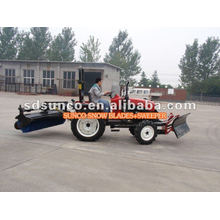 3-Point Front Snow Blade&Rear Sweeper