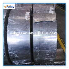 Alibaba china supplier galvanizado bobina de acero price / galvanized bobinas for roofing sheet