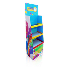 Pantallas de cartón ligero para Fireworks, Pop Display de cartón