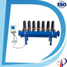 Automatische Rückspülpatronen Wasserfilter für Wasser-Vorbehandlung