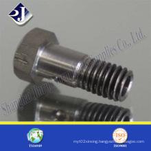 Half Thread Stainless Steel304 Hex Bolt