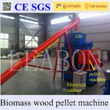 El anillo vertical 1000kg muere la planta de madera de la pelotilla del serrín completo en venta