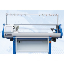14G Fully Auto Single System Flat Knitting Machine for Sweater/Knitwear