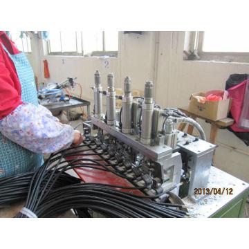 AUTOMATIC PLUGS PINS MACHINES