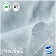 55% Leinen 45% Baumwolle Blend Gewebe 21x14 / 52x54 Fabrik Großhandel