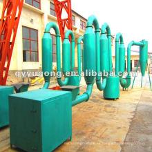 Máquina de secado de aserrín práctica --popular ultramar