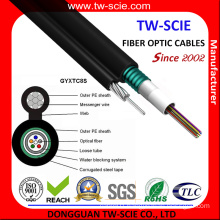 Gyxtc8s Outdoor Self-Support 12 Core Fiber Optic Cable