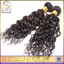 Wholesale Salon Supplies Full Keratin Filipino Curly Hair Weave