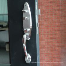 Fire rated quality stainless steel 304 solid door lock security door lock