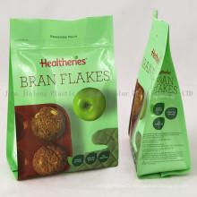 Stand up Backing Powder / Mix Powder Sac d'emballage avec fermeture à glissière