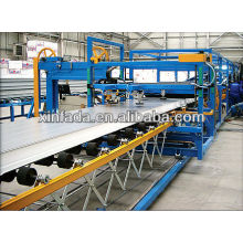 High Speed EPS Sandwich Panel Production Line