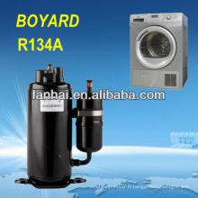 Pompe à chaleur compresseur r410a déshumidificateur sécheur appareils électroménagers avec refroidisseur d'huile rotatif compresseur ca