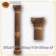 Colonnes romaines de mariage en plastique de haut niveau Banruo