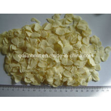 Dehydrate Garlic Flakes Without Root Grade a