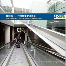 Aksen Moving Walks, Escalator 12 Degree