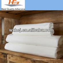 2015 atacado 200TC 100 tecido de algodão para conjuntos de cama