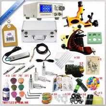 Qualität und preiswerter Preis neuester professioneller Tätowierung-Maschinen-Installationssatz