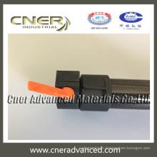 Pagaie réglable de kayak en fibre de carbone à deux pièces à vendre