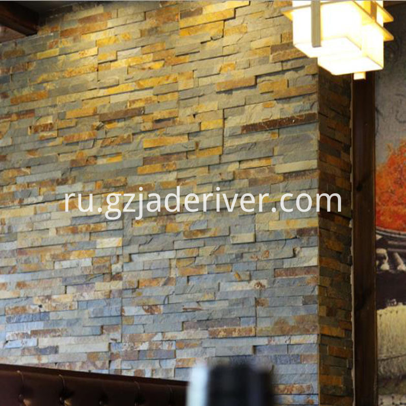 Natural Slate Culture Stone for Decoration