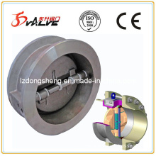 Dual Plate Duo Check Valve Spring Loading