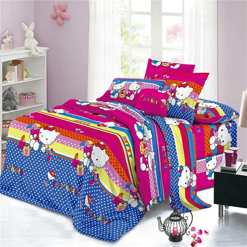 Textiles 100 Polyester Bedding Sheet